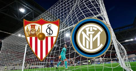 Sevilla vs Inter de Milan es la final de la UEFA Europa League