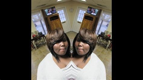 Sew in Bob with Fusion Part   YouTube