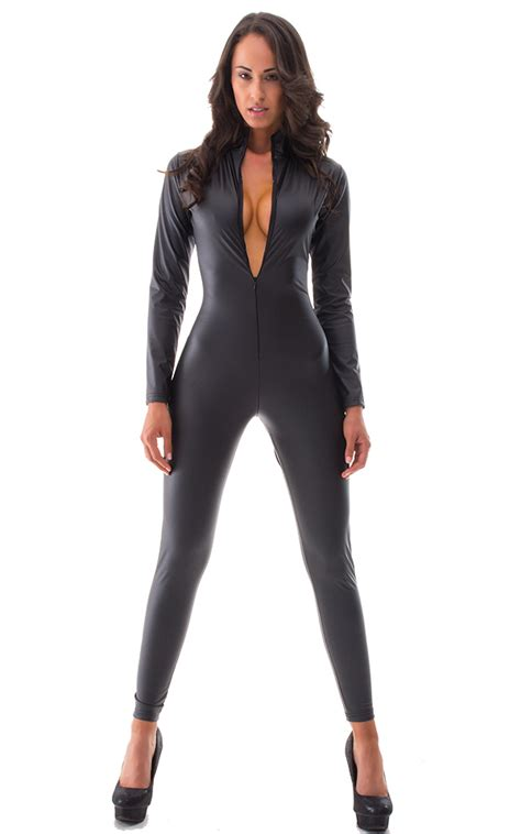 Sexy Catsuits | Full Body Suits| Fitted Jumpsuits For Women