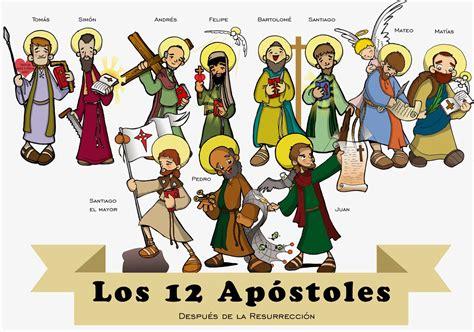 SGBlogosfera. Amigos de Jesús: CONOCEMOS A LOS APÓSTOLES