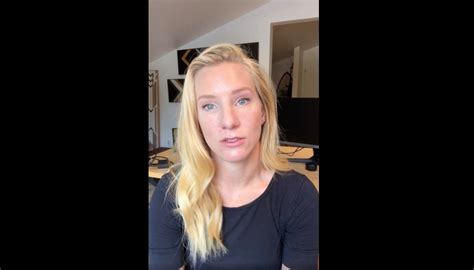 'Glee' Actress Heather Morris Posts Emotional Video For ...