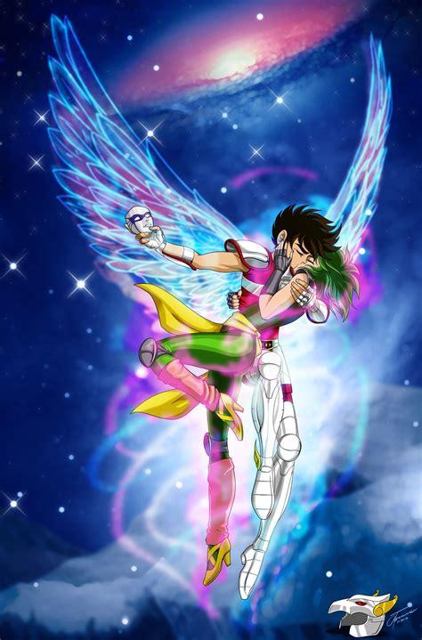 Shaina y Seiya | Seiya caballeros del zodiaco, Libra ...