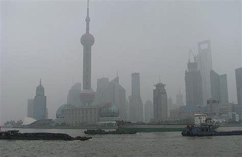 Shanghai, Beijing Tackle Air Pollution | The Diplomat