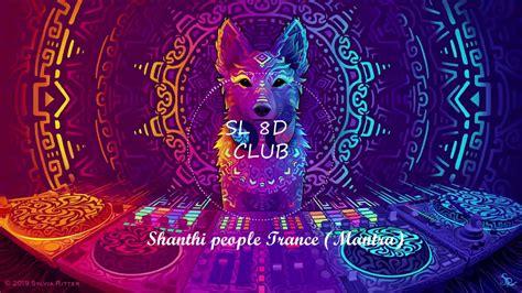 Shanthi people Trance   Mantra   8D Music   SL 8D CLUB ...