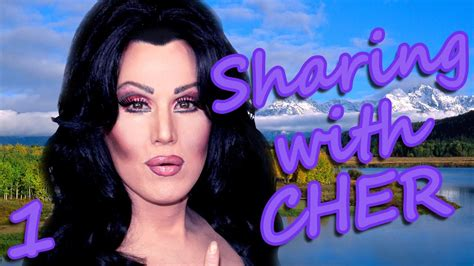 Sharing With Cher   YouTube