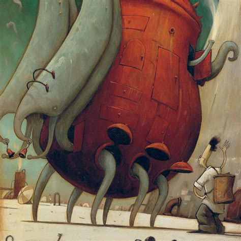 Shaun Tan's the Lost Thing: From Book to Film – MRAG