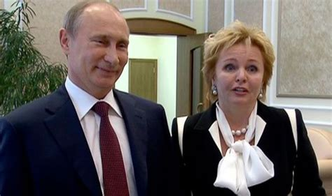She has done her shift : Vladimir Putin announces split ...