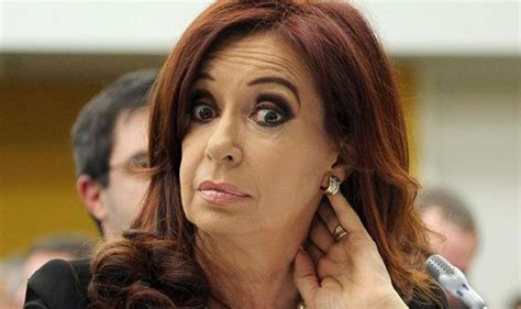 She s an old hag  Argentina s Cristina Kirchner furious ...