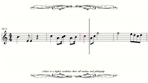 [Sheet Music] Russian National Anthem Патриотическая песня ...