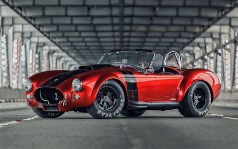 Shelby Cobra Wallpapers  82+ images