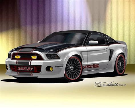 Shelby Super Snake | Mustang cars, Mustang, Pony car
