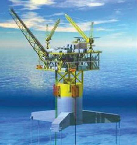 Shenzi Deepwater Oil and Gas Field, Gulf of Mexico ...
