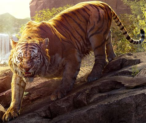 Shere Khan  2016  | Villains Wiki | FANDOM powered by Wikia