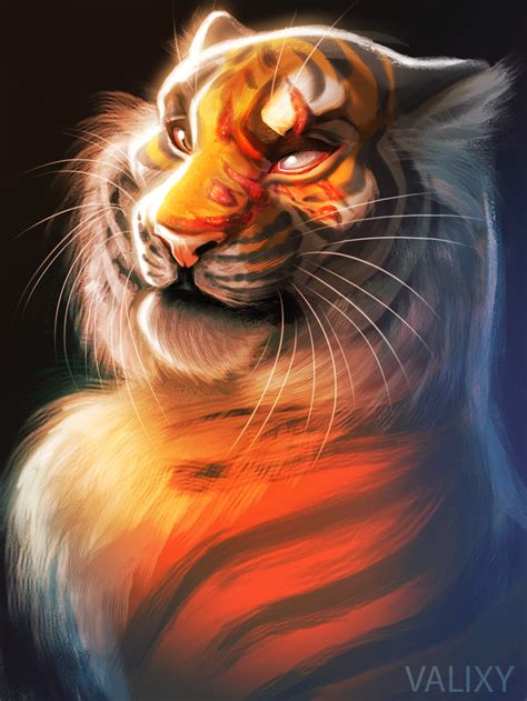 Shere Khan by Valixy on DeviantArt