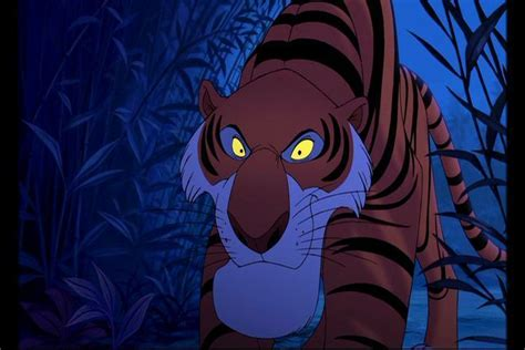 Shere Khan in The Jungle Book? Or The Jungle Book 2 ...