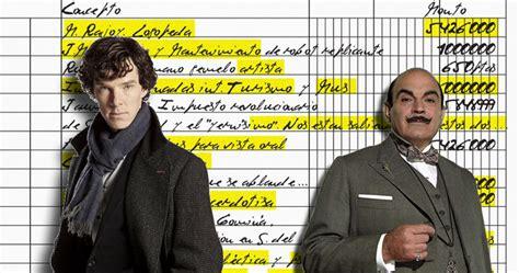 Sherlock Holmes y Hercules Poirot tratarán de resolver el ...
