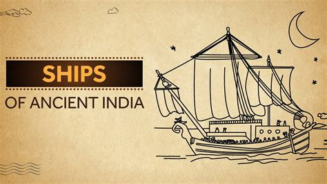 Ships of Ancient India   YouTube