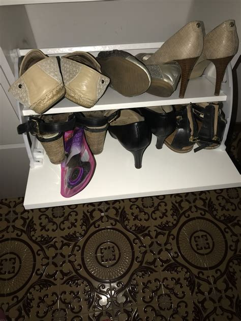 Shoe Rack   Bissa IKEA White   Wanted in Rome