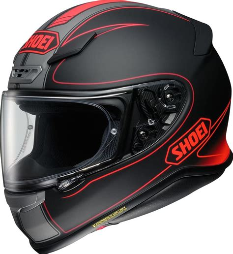 shoei qwest segunda mano, Shoei NXR Flagger Casco de moto ...