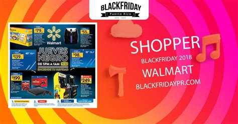 Shopper BlackFriday Walmart Puerto Rico   BlackFriday ...