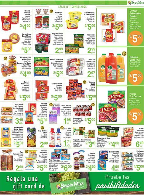 Shopper SuperMax 13 de Marzo al 26 de Marzo de 2019