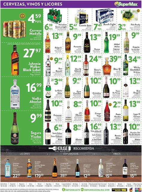 Shopper SuperMax 18 de Diciembre al 31 de Diciembre de 2019