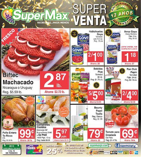 Shopper   SuperMax by El Vocero de Puerto Rico   Issuu