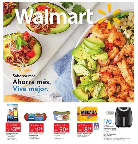 Shopper Walmart 4 de Marzo al 17 de Marzo de 2020