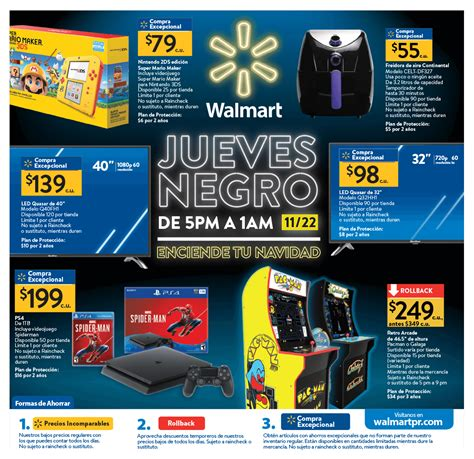 Shopper Walmart Black Friday 2019
