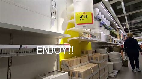 Shopping at Ikea in Amsterdam, Netherlands ?   Part 2 ...