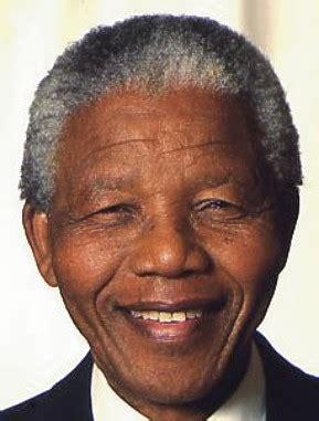 Short Biography Nelson Mandela ~Write Spirit