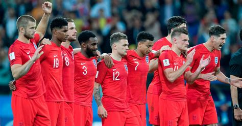 Should England players shake hands with World Cup 2018 ...