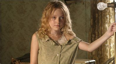 'Hounddog,' With Dakota Fanning: A Heroine and a Movie ...