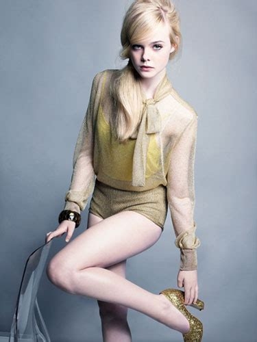 Showcasing Talented Girls World Wide: Elle Fanning: Tesh ...
