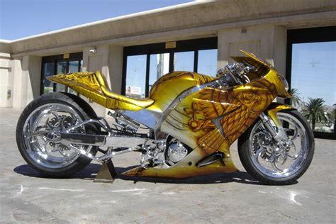 Si quieres tunear tu moto, te explicamos cómo hacerlo ...