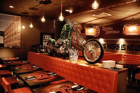 sideblog: 99% Moto Bar, Barcelona