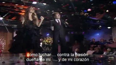 Siempre siempre AL BANO y ROMINA POWER con letra with ...