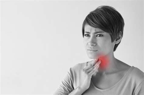 Siento una presión en el cuello y garganta: causas