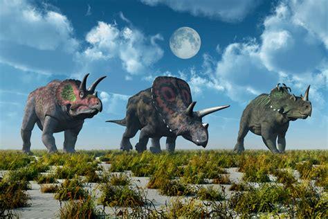Siete especies de dinosaurios que dominaron México
