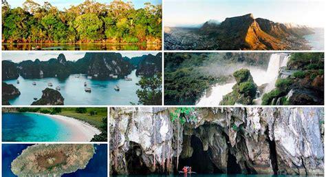 Siete maravillas naturales del mundo: ¿Cuáles son y dónde ...