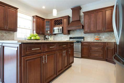 Signature Chocolate   Ready To Assemble Kitchen Cabinets ...