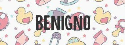 Significado de Benigno   NombresySignificados.com