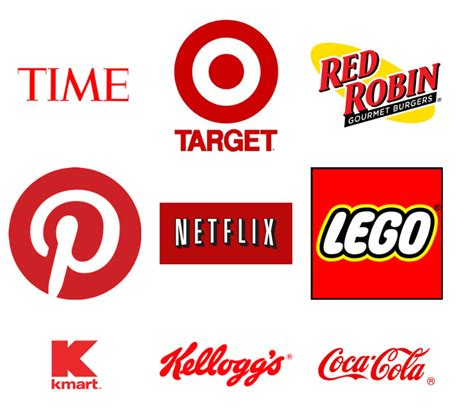 Significado de los colores en logotipos de marcas y empresas