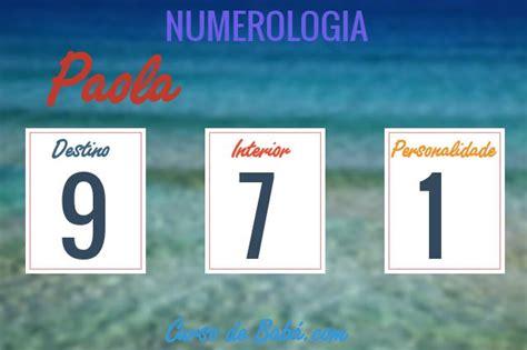 Significado do nome Paola | Origem, Numerologia, Nomes que ...