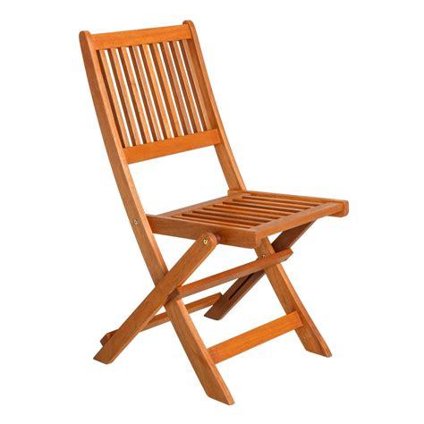 Silla De Jardín plegable madera | LOLA home