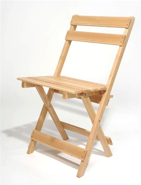 Silla de madera plegable personalizable Cádiz   García ...