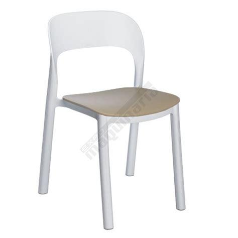 Silla de terraza REONA apilable hasta 8 sillas, Apta para ...