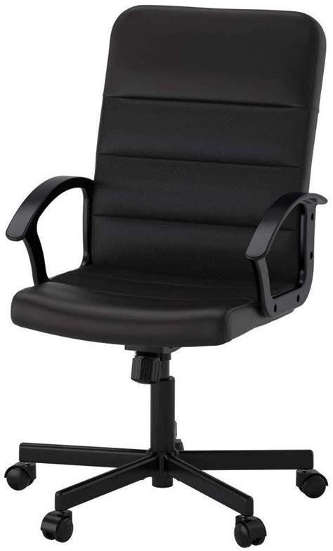 Silla escritorio Ikea negra con ruedas. de segunda mano ...
