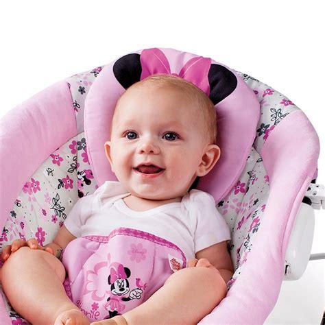 Silla Mesedora Para Bebe Minnie Mouse Mimi Mini Envio ...