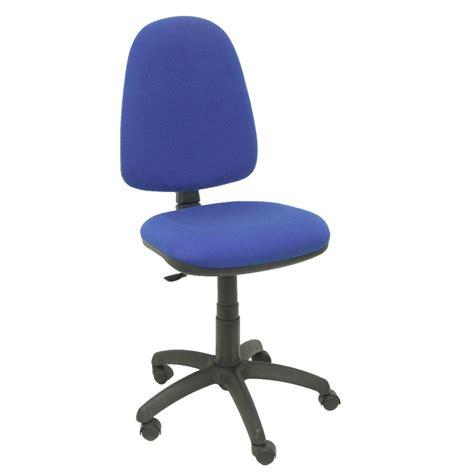 Silla oficina azul ref: 23 PC   Papeleria Segarra